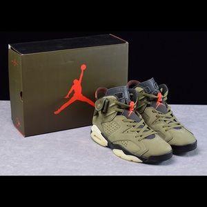 "Shoes - Jordan 6 ""Travis Scott"""